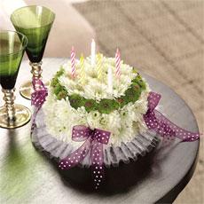 Its Your Happy Birthday Cake US Teleflorist Network of