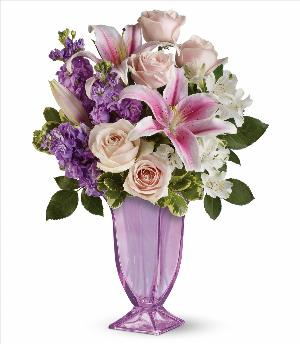 Always Elegant Bouquet Us Teleflorist Network Of