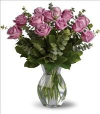 Lavender Wishes by US Teleflorist .com- Associated with other USA Teleflorists