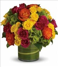 Blossoms in Vogue by US Teleflorist .com- Associated with other USA Teleflorists