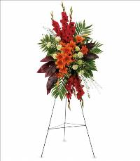 A New Sunrise Spray by US Teleflorist .com- Associated with other USA Teleflorists