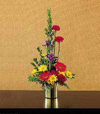 Mixed Brights by US Teleflorist .com- Associated with other USA Teleflorists