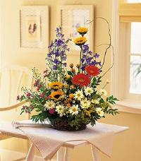 Parallel Arrangement by US Teleflorist .com- Associated with other USA Teleflorists