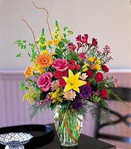 Classic Everyday Arrangement by US Teleflorist .com- Associated with other USA Teleflorists