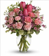 Full of Love Bouquet by US Teleflorist .com- Associated with other USA Teleflorists