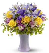 Lavender Sunshine by US Teleflorist .com- Associated with other USA Teleflorists